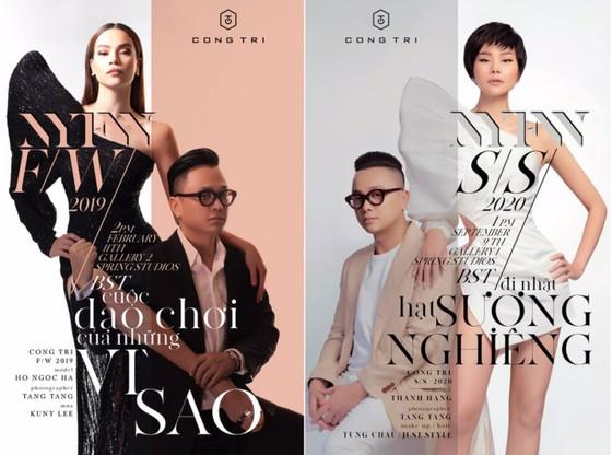 Thanh Hằng, Hồ Ngọc Hà cùng xuất hiện trên Vogue Pháp ảnh 3
