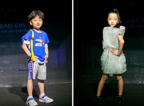 12 thương hiệu đồng hành Tuần lễ Thời trang Trẻ em Việt Nam xuân - hè 2020 ảnh 4
