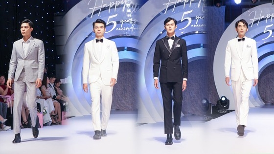 Lan Phương, Phương Oanh, Hương Ly xuất hiện trong show thời trang của NTK Thảo Nguyễn ảnh 7