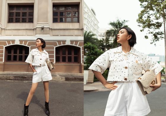 Dẫn đầu xu hướng thời trang cùng BST mới nhất của NTK Công Trí ảnh 9