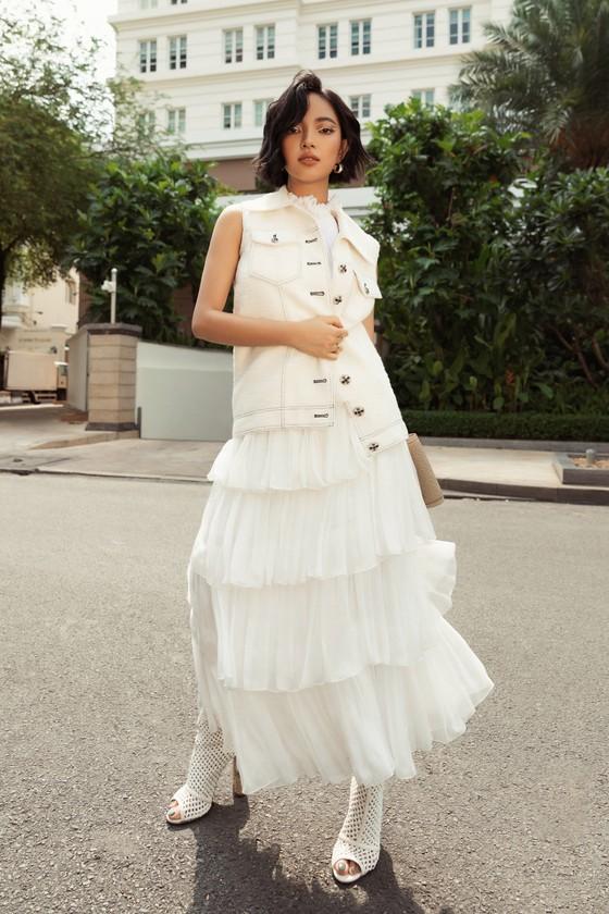 Dẫn đầu xu hướng thời trang cùng BST mới nhất của NTK Công Trí ảnh 6