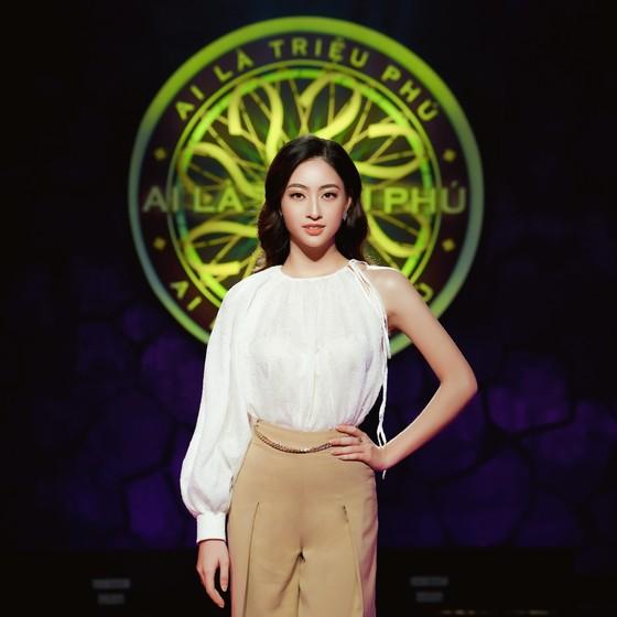 Hoa hậu Lương Thùy Linh bất ngờ tham gia Ai là triệu phú ảnh 3