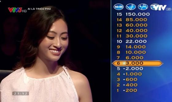 Hoa hậu Lương Thùy Linh bất ngờ tham gia Ai là triệu phú ảnh 2