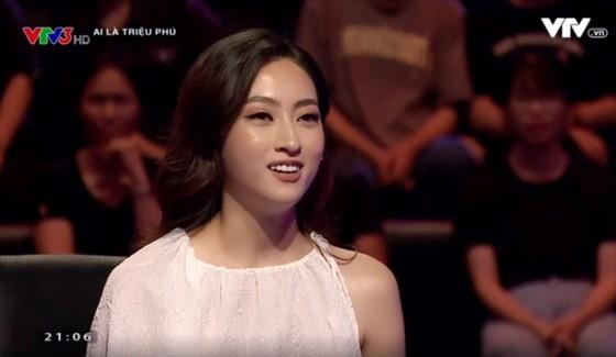 Hoa hậu Lương Thùy Linh bất ngờ tham gia Ai là triệu phú ảnh 1