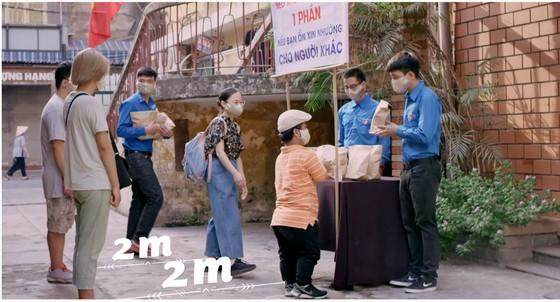 Bộ Y tế ra mắt MV Vững tin Việt Nam ảnh 1