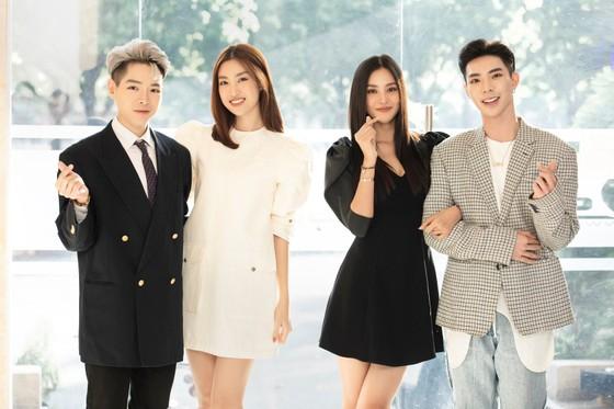 Dàn hoa hậu, nghệ sĩ đình đám cùng xuất hiện trong Talkshow Series Hoa hậu Việt Nam 2020 ảnh 12