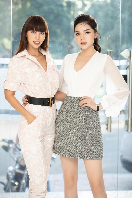 Dàn hoa hậu, nghệ sĩ đình đám cùng xuất hiện trong Talkshow Series Hoa hậu Việt Nam 2020 ảnh 4