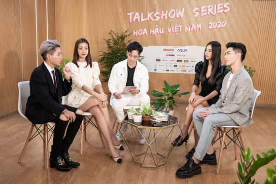 Dàn hoa hậu, nghệ sĩ đình đám cùng xuất hiện trong Talkshow Series Hoa hậu Việt Nam 2020 ảnh 1