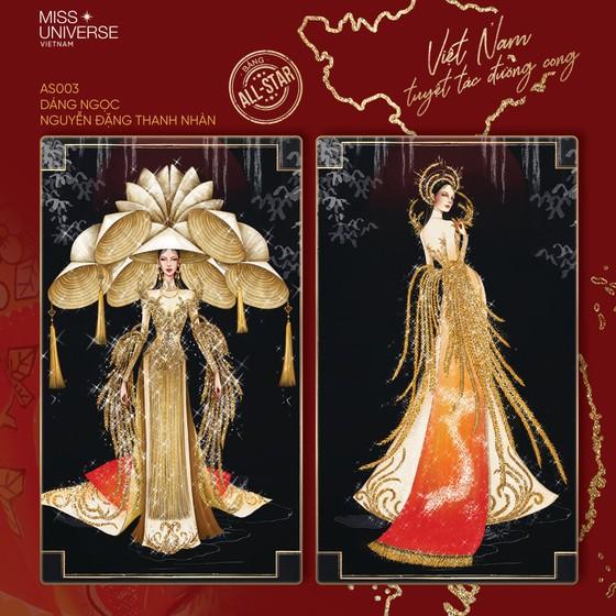 Võ Hoàng Yến, H'Hen Niê giúp Khánh Vân tìm ra trang phục dân tộc thi Miss Universe ảnh 6