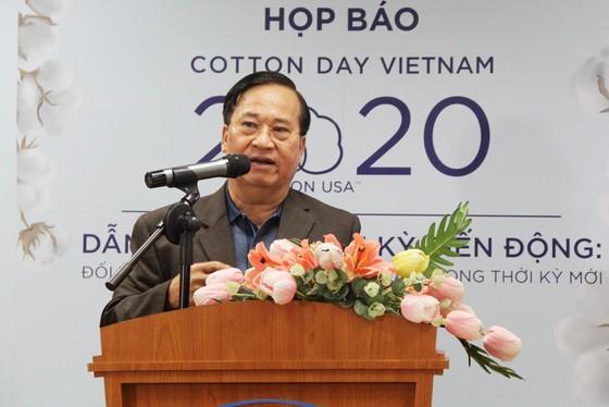 Họp báo giới thiệu Cotton Day Vietnam 2020 ảnh 1