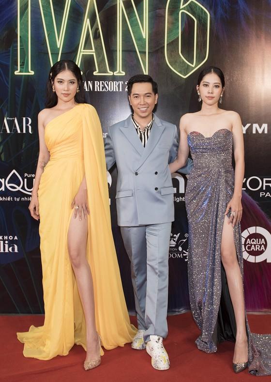 Thanh Hằng, Lan Khuê làm vedette show diễn IVAN 6  ảnh 17