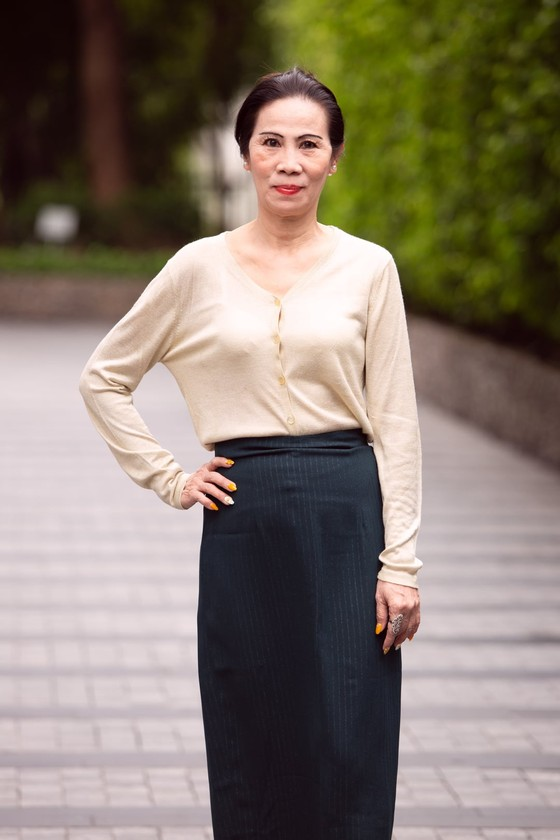 Hoa hậu Đỗ Mỹ Linh, Tiểu Vy thanh lịch tại sơ khảo Hoa hậu Việt Nam 2020 ảnh 11