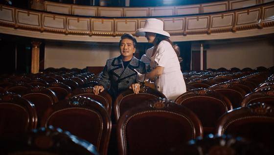 Ca sĩ Đàm Vĩnh Hưng kể chuyện đời mình qua phim ảnh ảnh 3