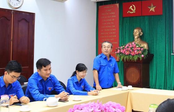Đồng chí Nguyễn Đăng Khoa giữ chức Bí thư Đoàn Khối Dân - Chính - Đảng TPHCM ảnh 3