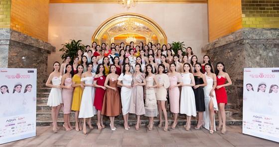 Chiêm ngưỡng nhan sắc Top 60 Hoa hậu Việt Nam 2020 ảnh 1