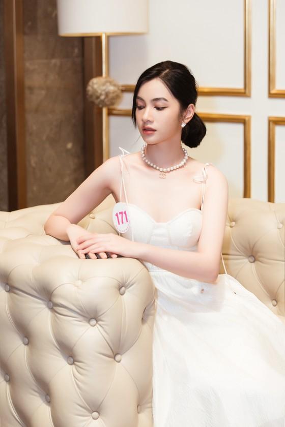 Chiêm ngưỡng nhan sắc Top 60 Hoa hậu Việt Nam 2020 ảnh 16