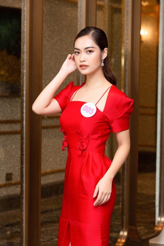 Chiêm ngưỡng nhan sắc Top 60 Hoa hậu Việt Nam 2020 ảnh 14