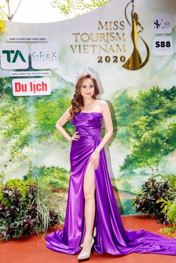 Hoa khôi Du lịch Việt Nam 2020 chính thức vào vòng tuyển chọn ảnh 2