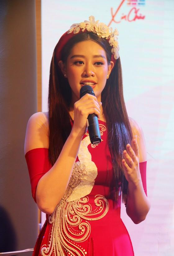Nghệ sĩ Phi Điểu, Kim Xuân, hoa hậu Khánh Vân làm đại sứ hình ảnh cho Lễ hội Áo dài TPHCM ảnh 3