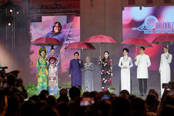Khai mạc Lễ hội Áo dài TPHCM 2020 ảnh 3