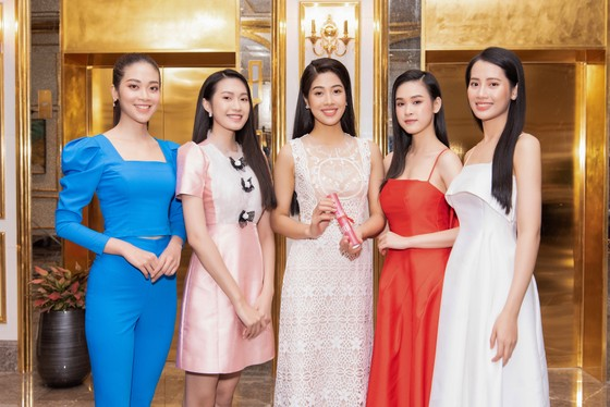 Khởi động dự án 'Người đẹp Nhân ái' Hoa hậu Việt Nam 2020 ảnh 11