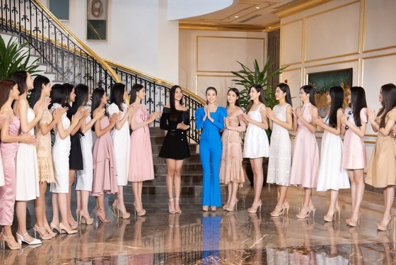 Khởi động dự án 'Người đẹp Nhân ái' Hoa hậu Việt Nam 2020 ảnh 1