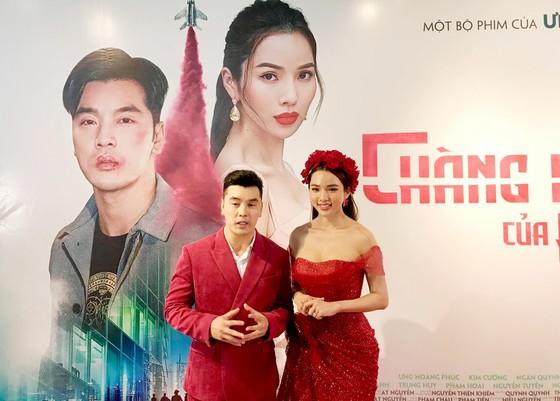 Ca sĩ Ưng Hoàng Phúc ra mắt web drama mới ảnh 1