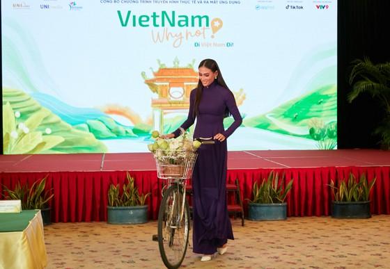 """Khởi động chương trình du lịch thực tế 4.0 đầu tiên tại Việt Nam - """"Đi Việt Nam đi - Vietnam why not"""" ảnh 4"""