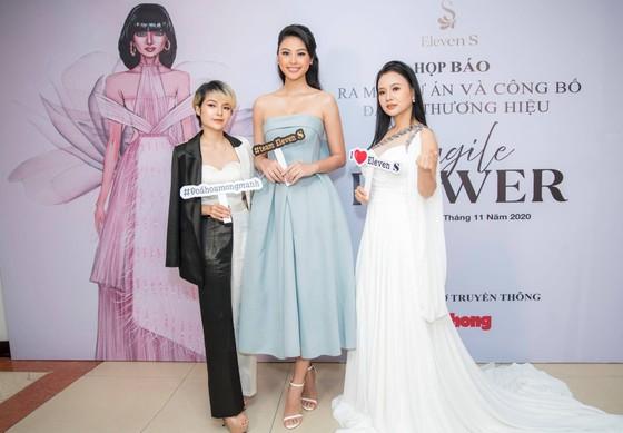 """Đào Thị Hà cùng nhiều người đẹp tham dự ra mắt dự án thời trang """"Fragile Flower"""" ảnh 2"""