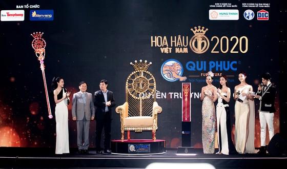 Công bố vương miện Hoa hậu Việt Nam 2020 và các vật phẩm đăng quang ảnh 11