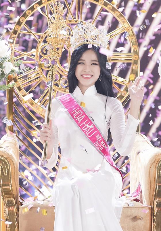 Cận cảnh nhan sắc tân Hoa hậu Đỗ Thị Hà  ảnh 1