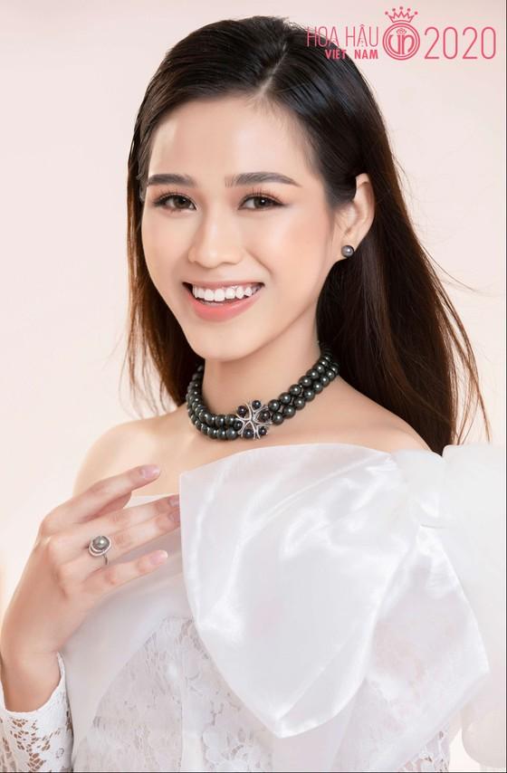 Cận cảnh nhan sắc tân Hoa hậu Đỗ Thị Hà  ảnh 13