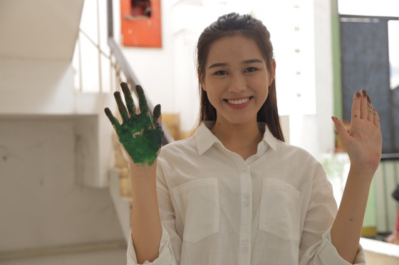 Cận cảnh nhan sắc tân Hoa hậu Đỗ Thị Hà  ảnh 19