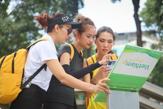 Chương trình kích cầu du lịch Việt của 9 hoa hậu, á hậu lên sóng ảnh 5