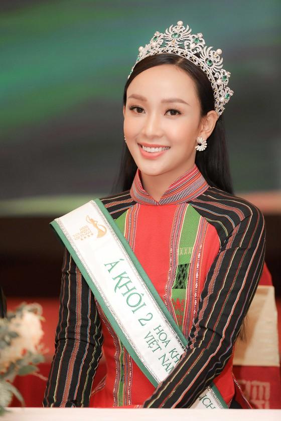 Ban tổ chức trả lời lý do cuộc thi Hoa khôi Du lịch Việt Nam 2020 không có người chiến thắng  ảnh 5