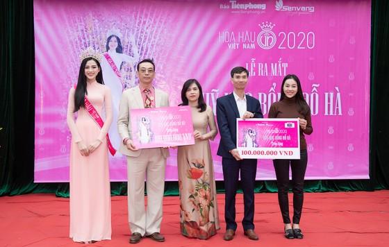 Hoa Hậu Đỗ Hà lập Quỹ học bổng Đỗ Hà dành cho học sinh nghèo hiếu học ảnh 2