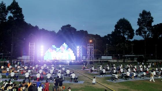 Xác lập Kỷ lục Guinness Việt Nam biểu diễn trống Jazz nhiều nhất ảnh 1