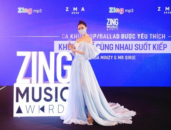 """Jack lập cú đúp 2 giải thưởng, Erik là """"Nghệ sĩ của năm"""" tại Zing Music Award 2020 ảnh 4"""