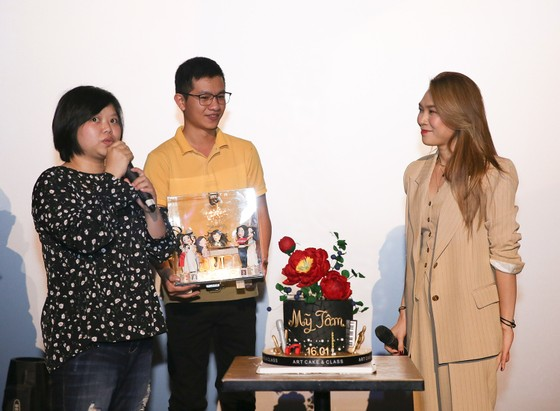 Mỹ Tâm gây sốt khi công bố liveshow 'Tri Âm' tại TPHCM và Hà Nội ảnh 3