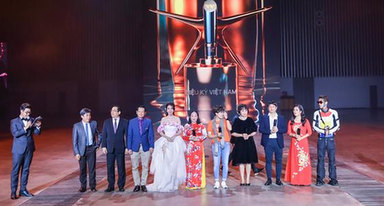 Thủy Tiên, Jack, MCK, Dế Choắt, Binz… được vinh danh tại WeChoice Awards 2020 ảnh 1