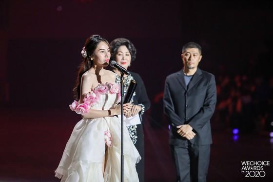 Thủy Tiên, Jack, MCK, Dế Choắt, Binz… được vinh danh tại WeChoice Awards 2020 ảnh 3