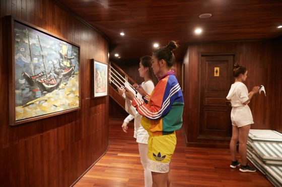 Chương trình kích cầu du lịch Việt của 9 hoa hậu, á hậu chạm đích ảnh 6