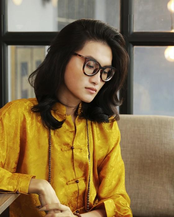 Hé lộ bản phác thảo trang phục dân tộc Á hậu Ngọc Thảo đem đến Miss Grand International 2020 ảnh 6
