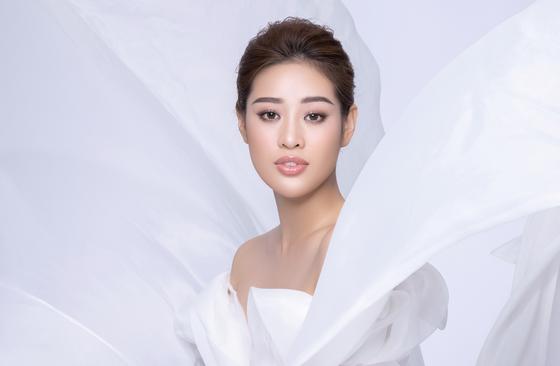 Hoa hậu Khánh Vân kể câu chuyện của những dải lụa  ảnh 1