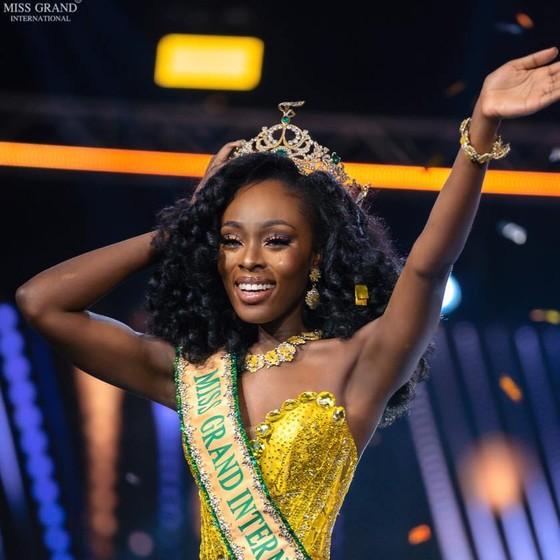 Người đẹp Mỹ đăng quang Miss Grand International 2020, Ngọc Thảo vào Top 20 ảnh 1