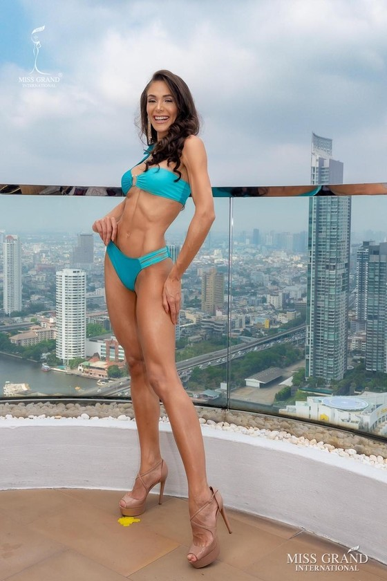 Người đẹp Mỹ đăng quang Miss Grand International 2020, Ngọc Thảo vào Top 20 ảnh 16