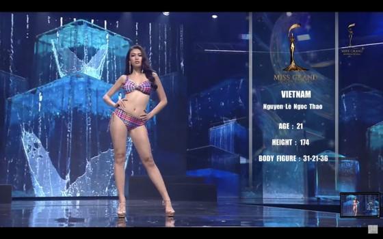 Người đẹp Mỹ đăng quang Miss Grand International 2020, Ngọc Thảo vào Top 20 ảnh 19