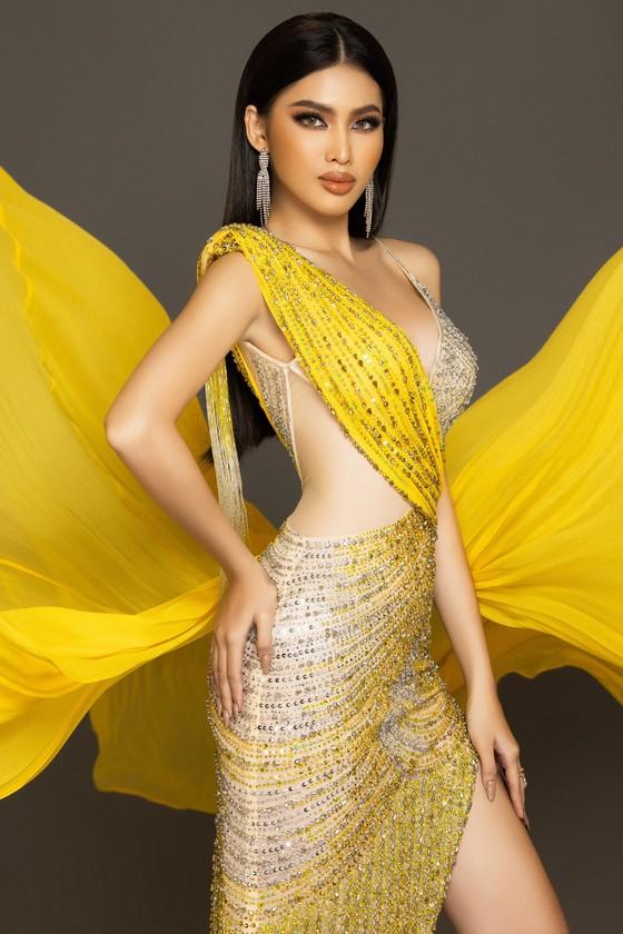 Người đẹp Mỹ đăng quang Miss Grand International 2020, Ngọc Thảo vào Top 20 ảnh 23