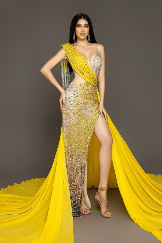 Người đẹp Mỹ đăng quang Miss Grand International 2020, Ngọc Thảo vào Top 20 ảnh 24