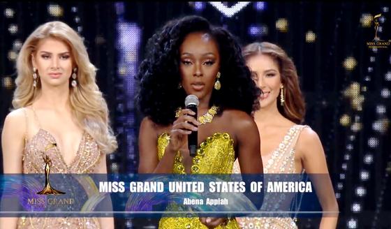 Người đẹp Mỹ đăng quang Miss Grand International 2020, Ngọc Thảo vào Top 20 ảnh 3